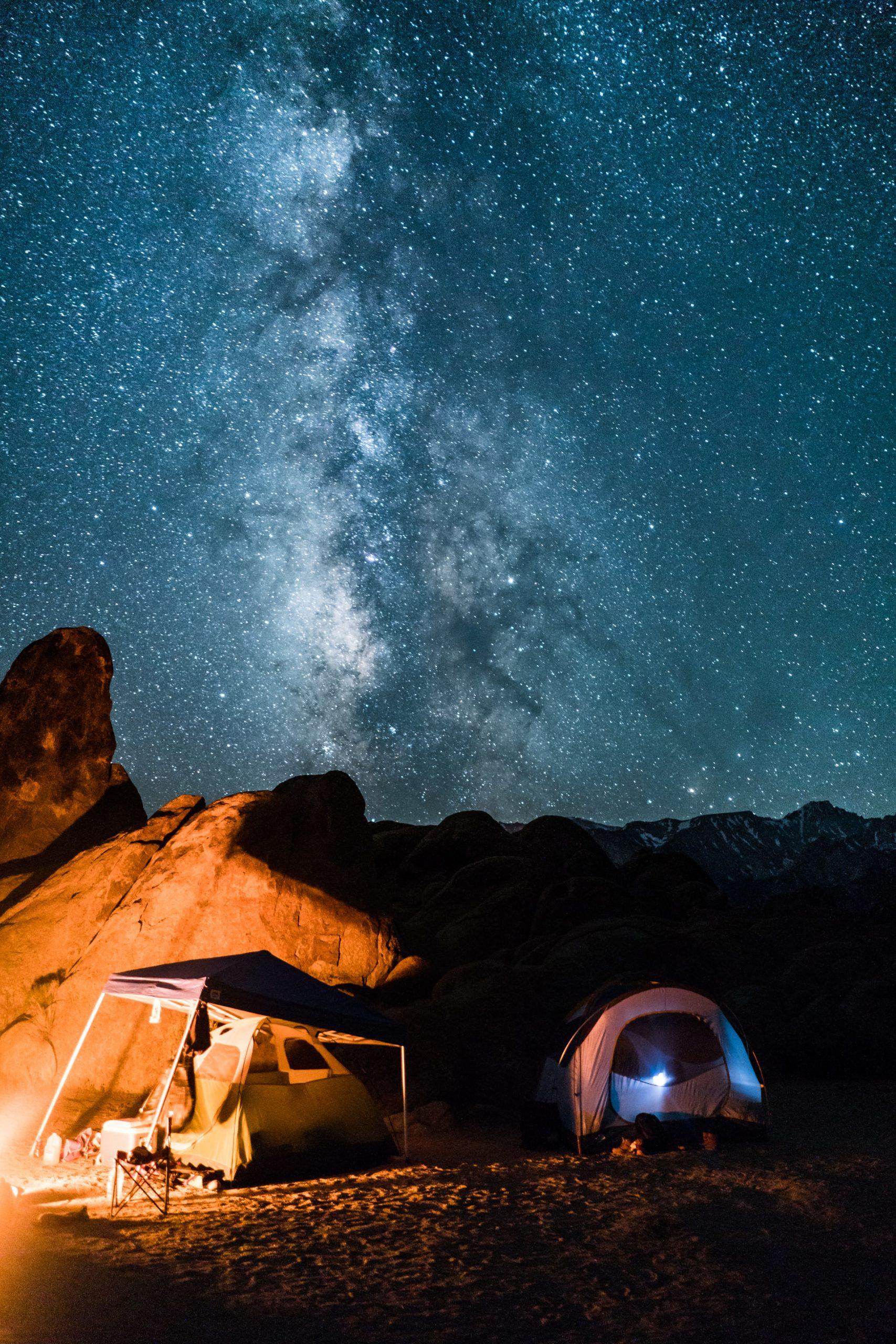 tent-sky
